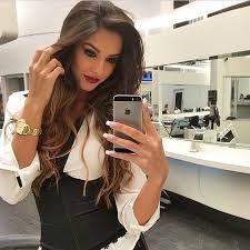 Resultado de imagem para moda para meninas instagram cabelos