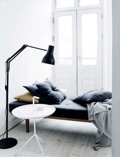 simple set-up