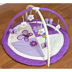 Pam Grace Creations Butterfly Play Gym $43.99