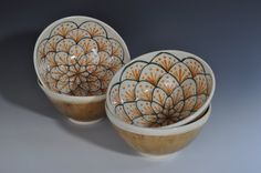 Rice Bowls- aren't these gorgeous?!