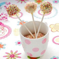 Cake popsit - Reseptejä