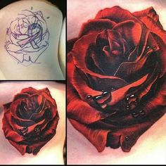 Like it for possible cover up Ink Tattoos, Cover tattoo, Cover up tattoos Hello! Here we have great picture about black tattoo designs for. Black Rose Tattoo Coverup, Rose Tattoo Cover Up, Black Rose Tattoos, Big Cover Up Tattoos, Black Tattoo Cover Up, Rosa Tattoo, 16 Tattoo, Tattoo Henna, Flower Wrist Tattoos