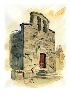 Piano Vomano. Chiesa di S.Nicola