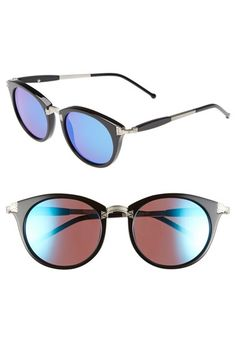 Wildfox 'Sunset Deluxe' 48mm Retro Sunglasses available at #Nordstrom
