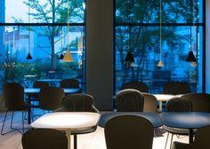 waaaat.com   Ceramika showroom by Claesson Koivisto Rune Architects   Design