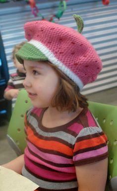 Strawberry Shortcake PDF Crochet Hat Pattern by evieandbell, $5.00