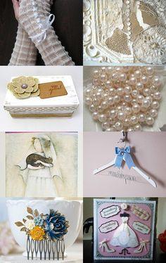 Something Old, Something New, Something Borrowed, Something Blue by Paula on Etsy--Pinned with TreasuryPin.com
