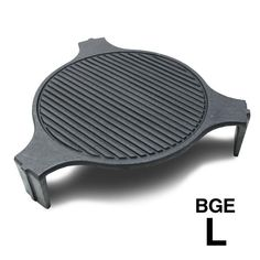 Cast Iron Plate Setter - Fits LARGE Big Green Egg Best Plate Setter for indirect cooking Perfect for searing Virtually indestructible Fits Large BGE inch diameter Big Green Egg Large, Big Green Egg Grill, Big Green Egg Medium, Big Green Egg Accessories, Grill Accessories, Cooking For A Group, New Cooking, Cooking Steak, Accessories