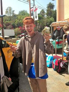 I Spent 48 Hours in LA with King Krule | NOISEY