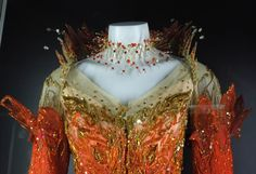 102 Dalmatians Cruella de Vil flame dress
