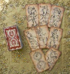 Sola Busca Tarot Cards Deck