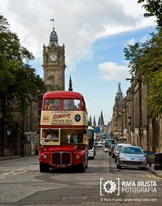 @Andrea / FICTILIS / FICTILIS Crate Edinburgh bus tour!   thank you, can't wait to see the sights!