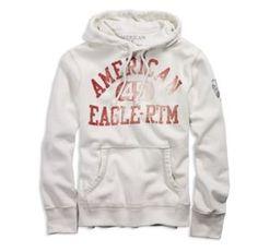 American Eagle Hoodie | American Eagle: Hoodies $16 Shipped
