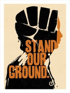 """Stand Our Ground"": Florida Artist Sells Trayvon Martin-Inspired Posters For Charity - Cultist"