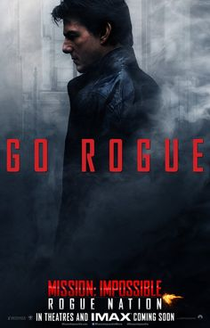'Mission: Impossible - Rogue Nation' - Character Posters - IMDb