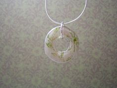 TLC249 Ginger Blossom Washer Pendant by sugrnspicy - Cards and Paper Crafts at Splitcoaststampers