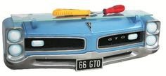 Shop our entire selection of wall decor, including this General Motors 1966 GTO Wall Shelf, at Kohl's. Glass Shelves, Wall Shelves, Shelf, Vintage Car Decor, 1969 Gto, Gto Car, Orange Rooms, Man Cave Gifts, Garage Art