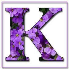 K is for Kat and Kate, Karen, Kara, Kim, Kelly, Kathy, Kayla, Katie, Kassondra, Karlee, Kimberly, Koichiro, Kristen...