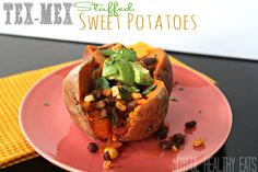 Tons of sweet potato recipes. Tex mex looks awesome.