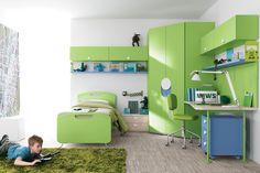 Klou: le camerette IDEA 14  Camerette per bambini e ragazzi.