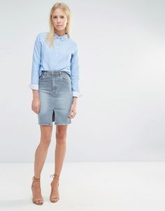 Image 4 ofVero Moda Fitted Shirt