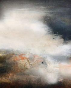Maleri 120 x 100 av Geir Sletten😊 Abstract Art, Mountain, Rainbow, Paintings, Artwork, Rain Bow, Rainbows, Work Of Art, Paint