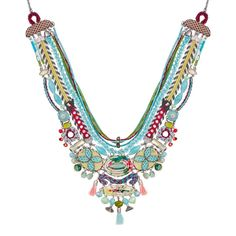 Ayala Bar Hip Collection Spring Summer 2017  Florence Skies Necklace