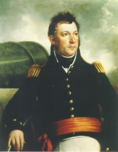 "George Armistead, commander of Fort McHenry during the battle that inspired, ""The Star Spangled Banner."""
