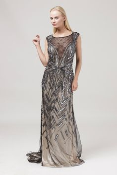 TT1656 sukienka wieczorowa