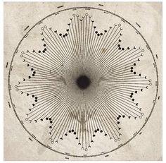 65 ideas tattoo moon cycle sacred geometry for 2019 Geometric Mandala, Cycling Art, Moon Phases, Stars And Moon, Sacred Geometry, Occult, Amazing Art, Cool Tattoos, Illustration Art