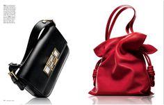 purse styling