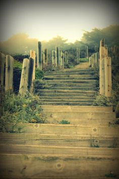Stairway to Heaven 8x10 Fine Art Photograph San by PerfectArt, $25.00