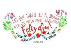 IMPRIMIBLE GRATIS: ¡Feliz Día de las Madres! | tantrasurbanos.com #free #printable