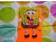 SpongeBob perler beads by Madison H.- Perler® | Gallery