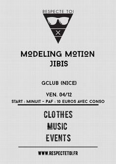 GClub 4/12/15  W/Jibis & Modellîg Motion ( Jules & Moss )