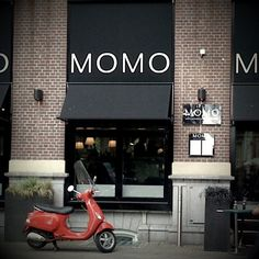 MOMO restaurant, bar and lounge // Amsterdam