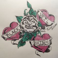bvb Anime Drawing | inked bvb drawing by dj kitt morgue 13 traditional art drawings other ...