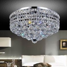 Punctual Left Right A Pair Of Light Chrome Silver Wall Lamp Sconce Gold Foyer Living Bedroom Bedside Wall Lamp Light Sconce With Crystal Products Are Sold Without Limitations Lamps & Shades Wall Lamps