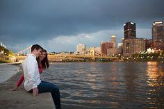 ENGAGEMENTS   Pittsburgh Wedding Photography   Randi Voss Photography