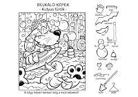 Word Games, Math Games, Hidden Picture Puzzles, Hidden Pictures, Hidden Objects, Dog Crafts, Coloring Sheets, Worksheets, Kindergarten