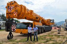 Liebherr Construction – 30,000st mobile crane delivered