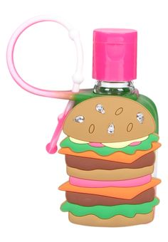 Hamburger Anti-Bac - Green Apple Scented (original price, $5.90) available at #Justice