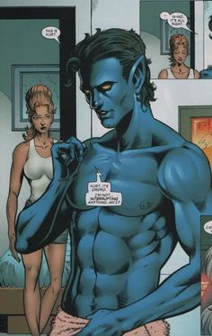 Night Crawler Costumes - Page 2 - Marvel Heroes 2015