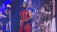 TALC HD - Adam Lambert - Intro, Evil In the Night & FYE - #TohUSTour - T...
