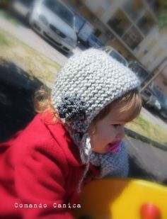 Knitting For Kids, Knitting Projects, Baby Knitting, Knitting Patterns, Knit Crochet, Crochet Hats, Kids Hats, Baby Hats, Knitted Hats