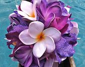Passionfruit Brides Bouquet