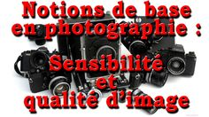 Découvrez comment jouer sur la sensibilité de votre appareil photo, pourquoi ce paramètre est à connaitre et comment cela affecte la qualité de vos photographies.