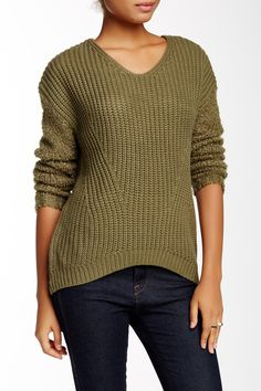 fcb577aee Abound | Long Sleeve Yarn Mix Pullover Sweater | Nordstrom Rack Pullover  Sweaters, Nordstrom Rack