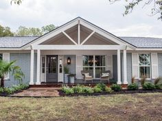 front porch designs for ranch homes. Find this Pin and more on Ranch houses  front porch idea PORCHES DECKS OUTDOOR SEATING AREAS