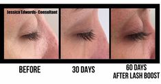 The CAT'S OUTTA the BAG!!! R+F's NEWEST product is: LASH BOOST!!! This amazing and innovative product enhances the appearance of LASHES, while also giving your lashes moisture, nutrition and protection! 👁 My friend Jessica has been secretly using it for over 3 months and it is INCREDIBLE!!! Check out her 60-day results!!!  ✔️Fuller-Looking Lashes ✔️ Longer-Looking Lashes ✔️Darker-Looking Lashes 100% Natural and 100% YOURS! #byebyefalsies Message me.
